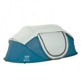 Coleman FastPitch Galiano 2 Pop-Up Tent, 2-Berth BLUE