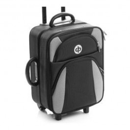 drakes pride high roller trolley bag b4291 black