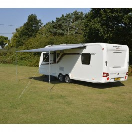 kampa revo-zip roll out awning side view