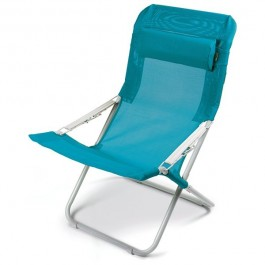 kampa sling tealicious recliner chair ft0346