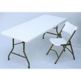 6ft Folding Bench (Blow Moulded Furniture)