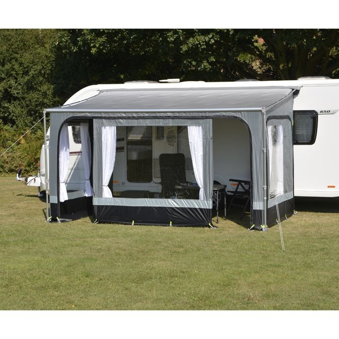 Kampa Revo Zip Roll Out Awning 2018 Camping And General