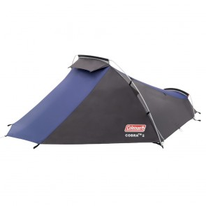 Coleman Cobra 2 berth person man festival camping tent - small pack size 205499