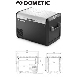 Dometic CFX3 55 48ltr
