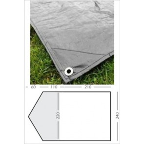Sunncamp Evolution 300 shaped SPS footprint tent groundsheet