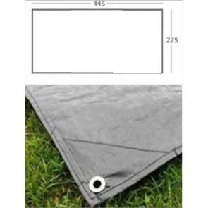 Sunncamp Silhouette 400 SPS footprint tent groundsheet FC1034