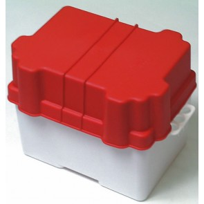 Leisure 75/85 Amp Battery Box