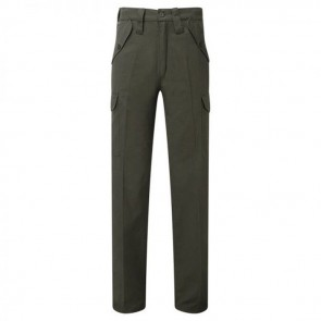 castle drill trouser 901 olive