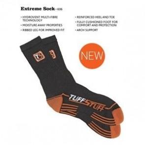 tuffstuff extreme work sock 606