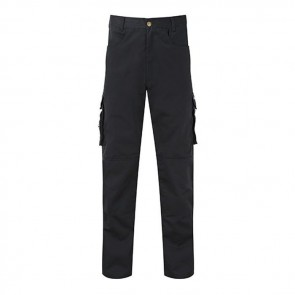 castle tuffstuff pro work trouser 711 black
