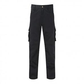 castle tuffstuff pro work trouser 711 black