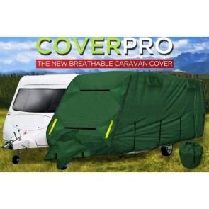 crusader coverpro breathable caravan storage cover advert