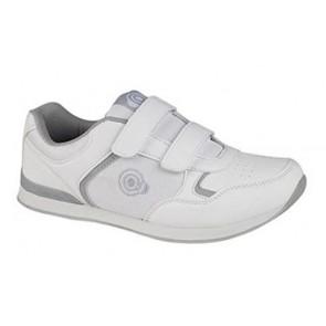DEK Drive T837G bowls bowlswear clothing velcro bowls shoe trainer trainers