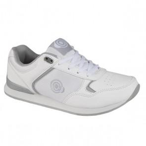 dek kitty white ladies bowl shoe t838g
