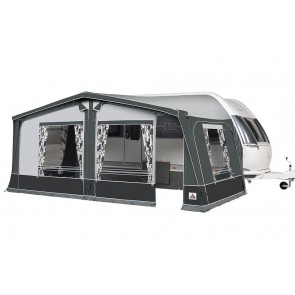 dorema daytona air traditional caravan awning
