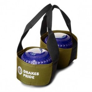 drakes pride 2 bowl carrier b4005 green