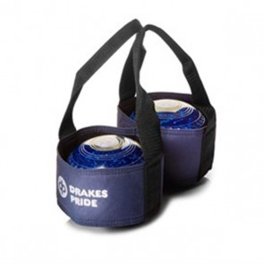 drakes pride 2 bowl carrier b4005 navy