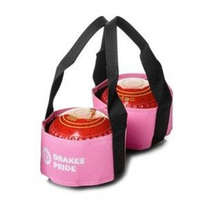 drakes pride 2 bowl carrier b4005 pink