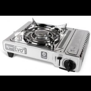Kampa Evo ULTRA new improved safety Uno single gas camping fishing stove GA7501