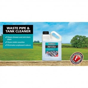 fenwick's waste pipe and tank cleaner