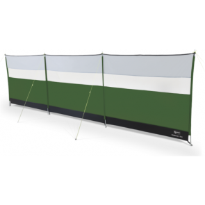 Kampa Dometic 500 x 140cm camping caravanning portable windbreak 2021 FERN GREEN