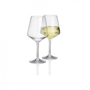 flamefield polycarbonate large wine goblet