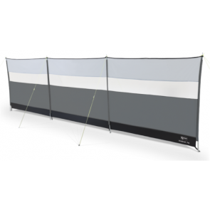Kampa Dometic 500 x 140cm camping caravanning portable windbreak 2021 FOG