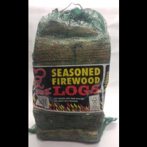 Big K Seasoned Logs 6KG Bag