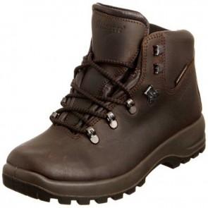 grisport women's hurricane trekking boot brown