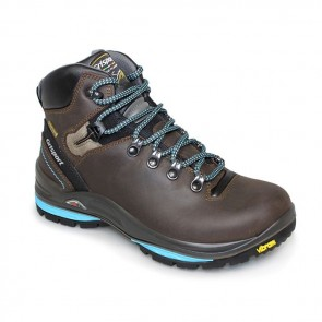 grisport lady glide hiking boot brown main