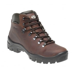 grisport peaklander women's walking boot brown main