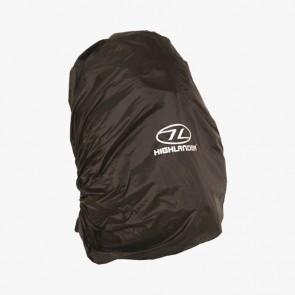 highlander 40l-50l rucksack cover acc028 black