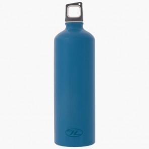 highlander 1lt alu bottle cp201 denim blue
