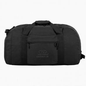 highlander loader holdall/rucksack lr065 black