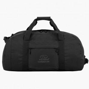 highlander loader holdall/rucksack lr100 black