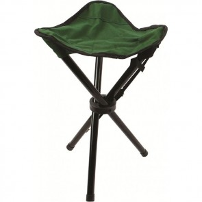 highlander tripod stool fur304 green 2020