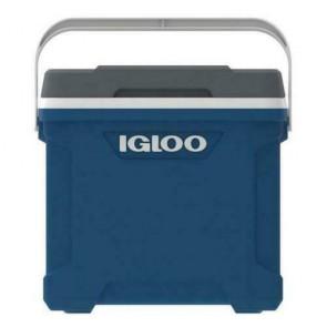 igloo 30qt latitude cooler blue