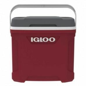 igloo 30qt latitude cooler red