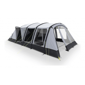 kampa croyde 6 air polycotton family inflatable tent 2021 9120001250