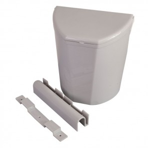 kampa dustie bin with brackets ac0268