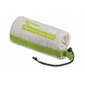 kampa kip single sleeping bag liner sb0021