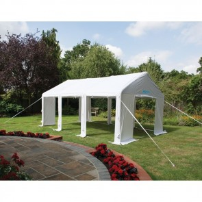 kampa party tent air sides off