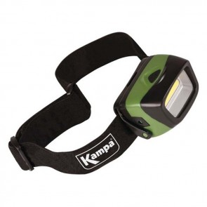 kampa signal cob led head torch