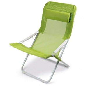 kampa sling go green recliner chair ft0332