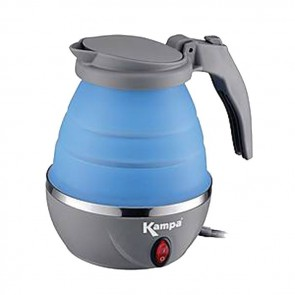 kampa squash collapsible electric kettle me0531