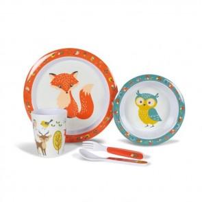kampa woodland creatures children's set mm0093 9120000626