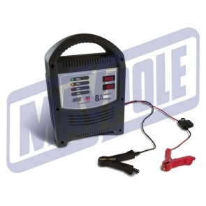 maypole 8 amp 6v-12v auto battery charger mp7108