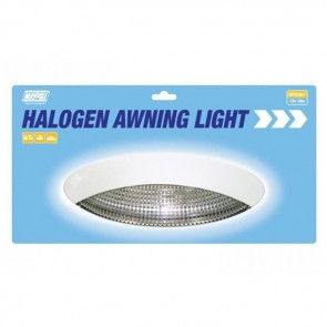 maypole 12v halogen awning light mp82961