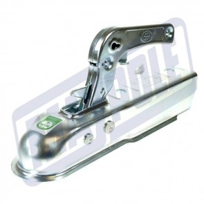 maypole pressed steel 50mm trailer hitch mp080