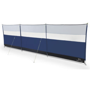 Kampa Dometic 500 x 140cm camping caravanning portable windbreak 2021MIDNIGHT